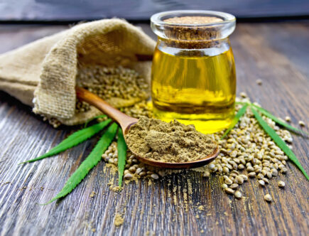 L'huile de chanvre bio un produit adapté à tous types de peaux